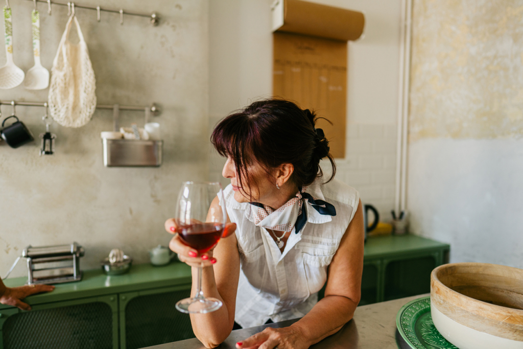 Felnőtt nők alkoholfogyasztás