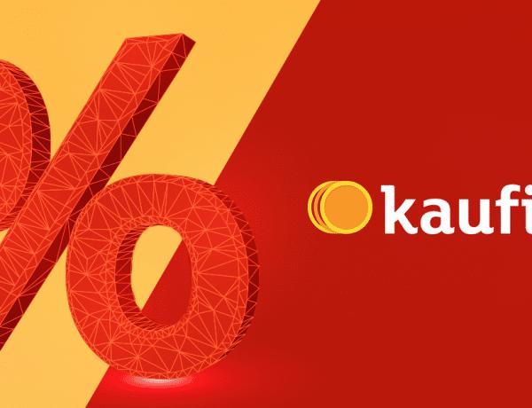 Kaufino: spóroljon egyszerűen és hatékonyan