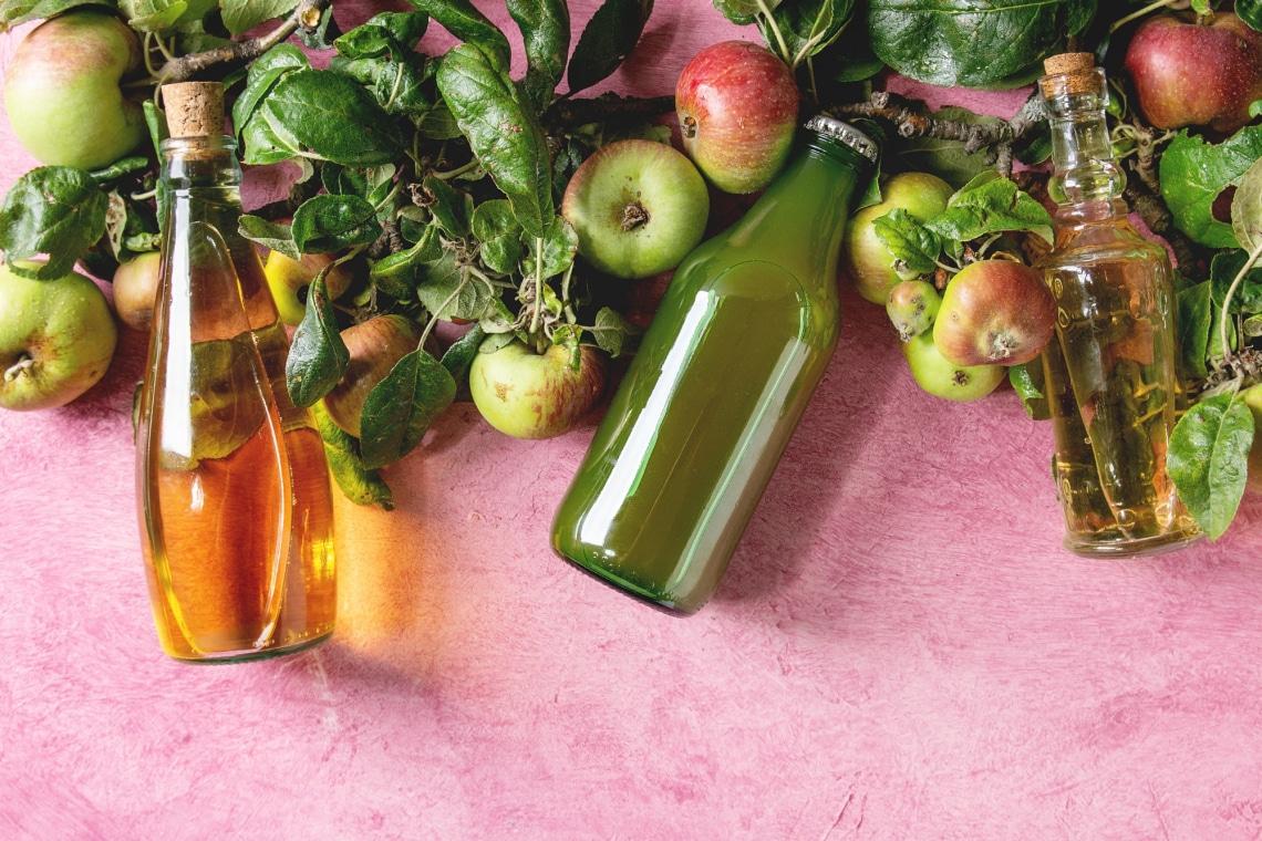 5+1 oka is van, hogy almaecetet igyunk – Igazi gyógyital!