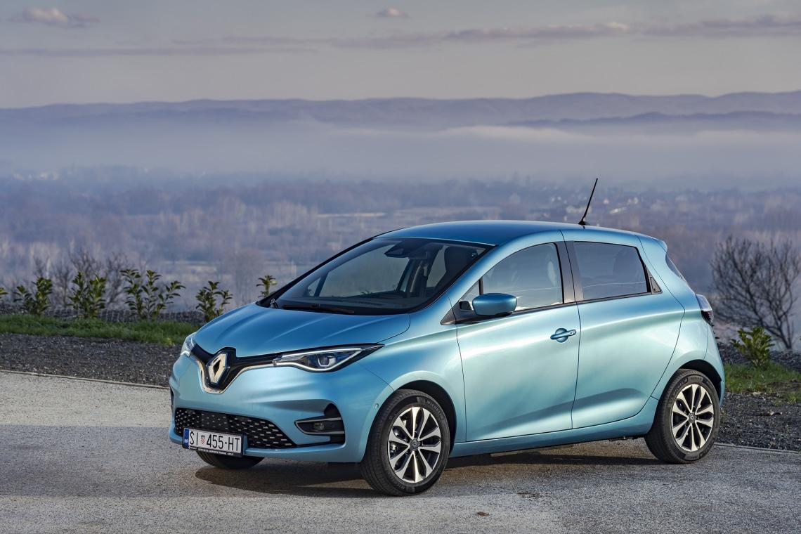Renault ZOE – Modern és pimasz