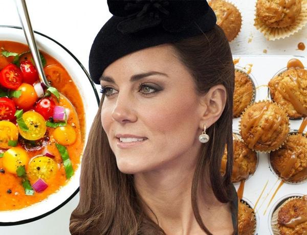 5 étel, amiért Katalin hercegné is rajong, receptekkel