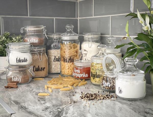Van egy magyar márka, amivel műanyagmentessé válik az otthoni tárolás