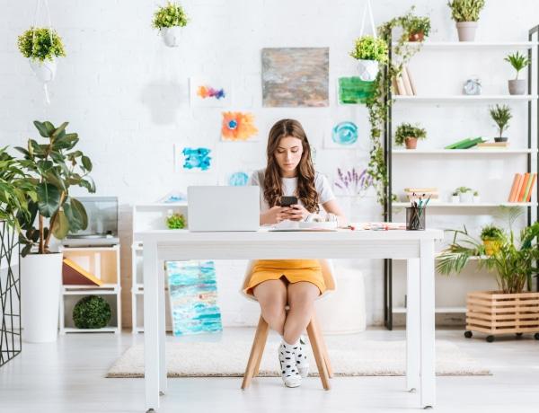 20 inspiráló otthoni iroda – szuper környezetben szuper dolgozni!