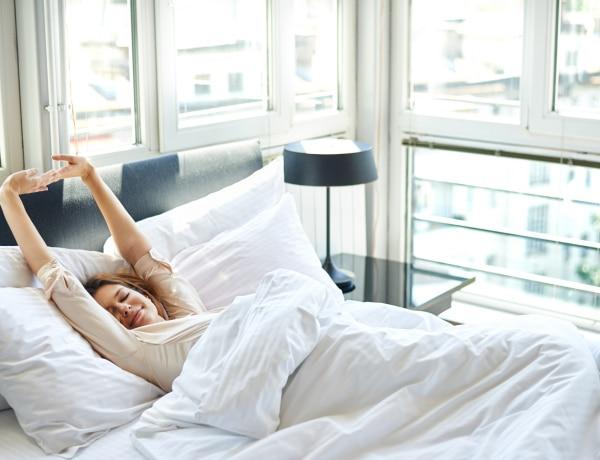 4 dolog, amit a sikeres emberek megtesznek ébredés után