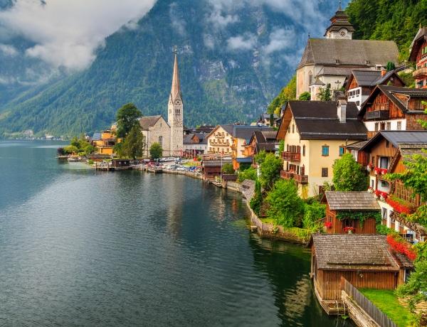 Meseszép osztrák tavak, amiket muszáj látni! A Salzkammergut vidék