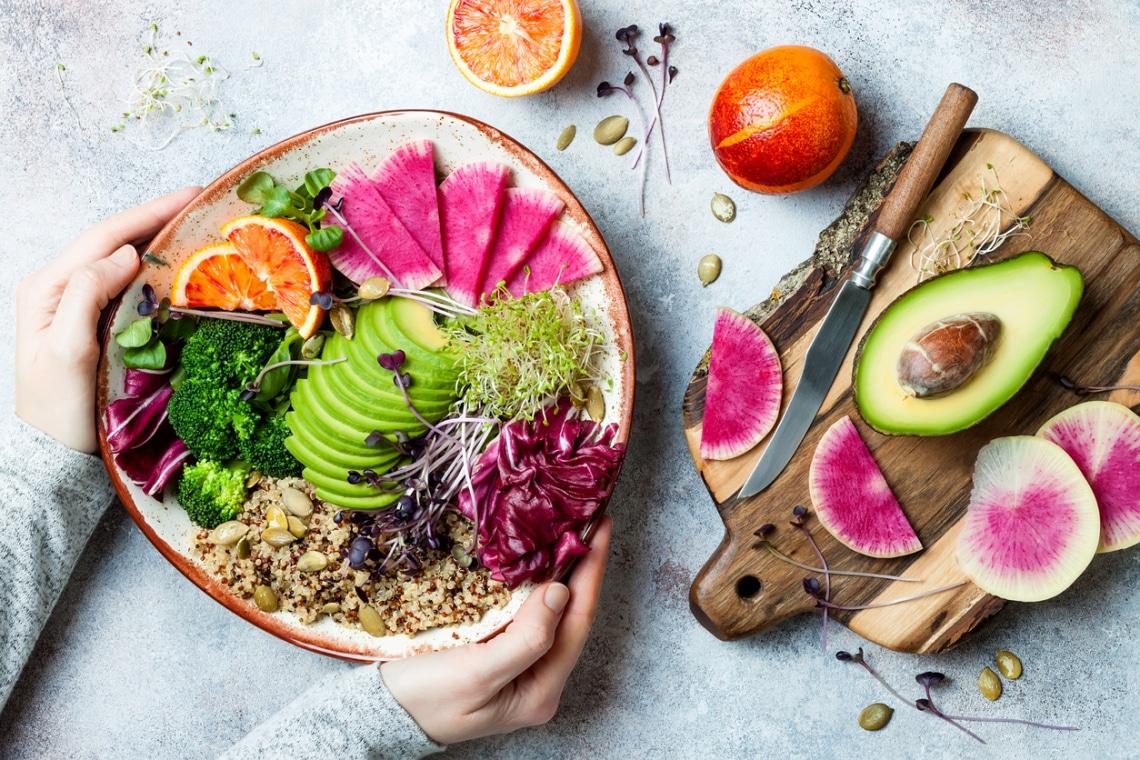 A 4 legnagyobb testi változás, amit a növényi étrendnek köszönhetek