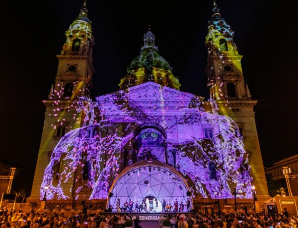 Idén a Budapest Kongresszusi Központban varázsolja el a nézőket az MVM ZENERGIA