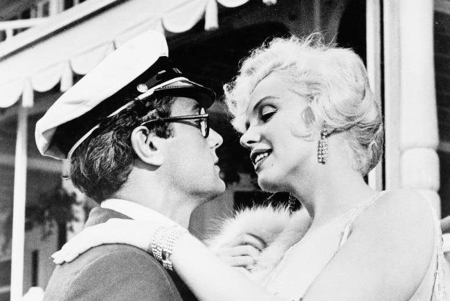 Van, aki forrón szereti – Marilyn Monroe