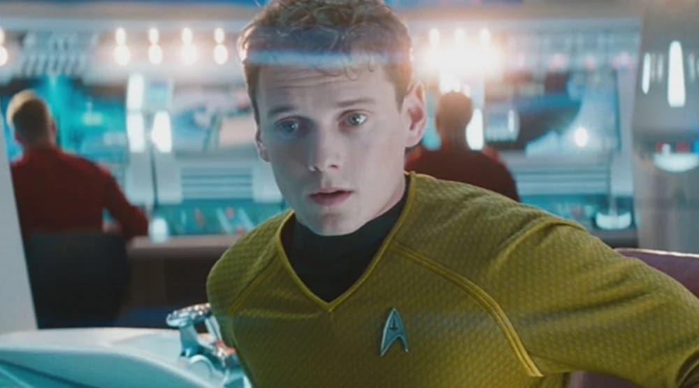 Star Trek-filmek – Anton Yelchin
