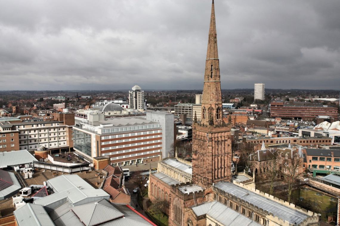 Coventry, Anglia