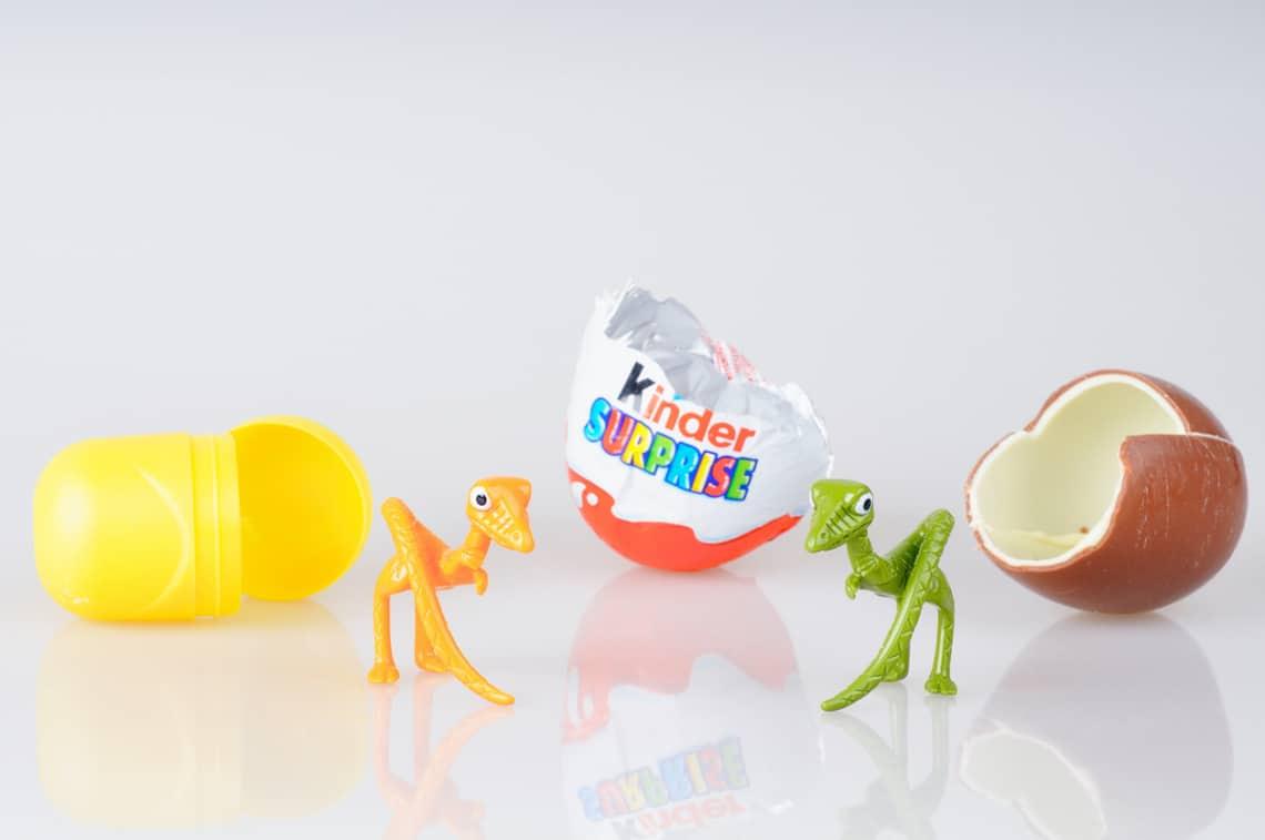 Meglepetés tojás