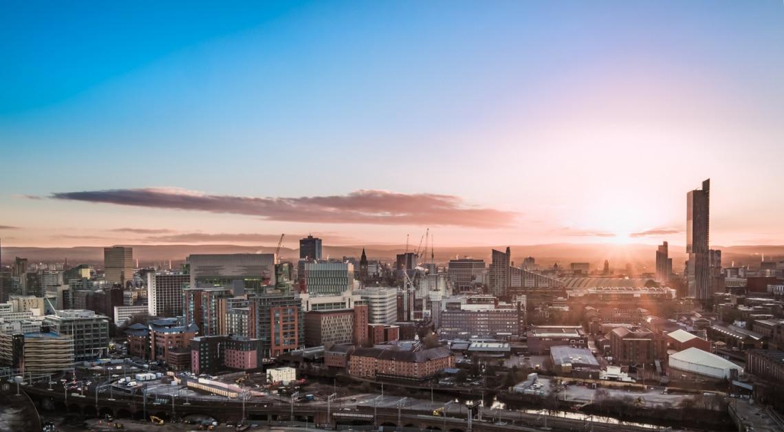 Manchester, Anglia