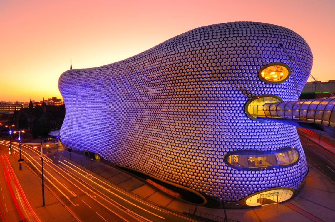 Birmingham, Anglia