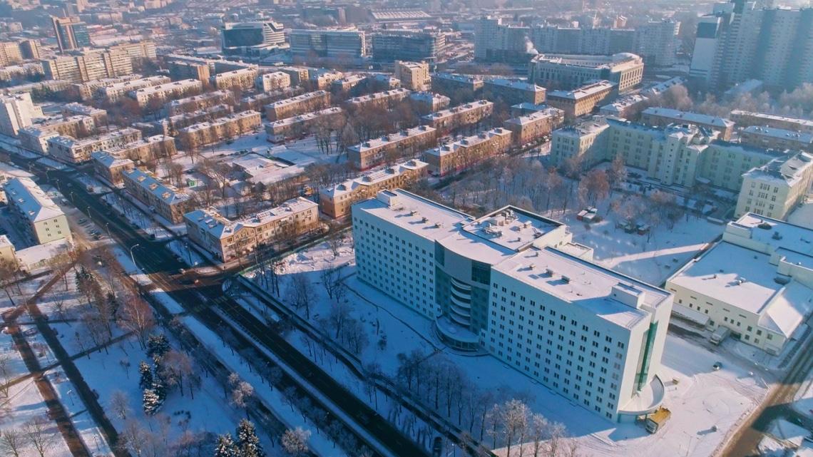 Minszk, Fehéroroszország