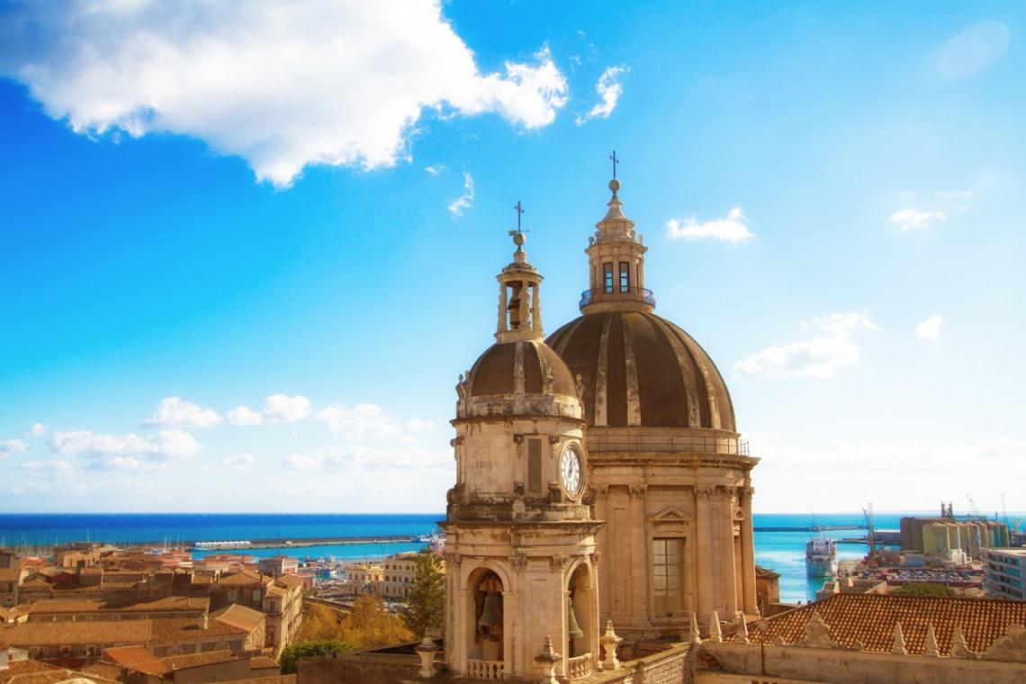 Catania, Olaszország