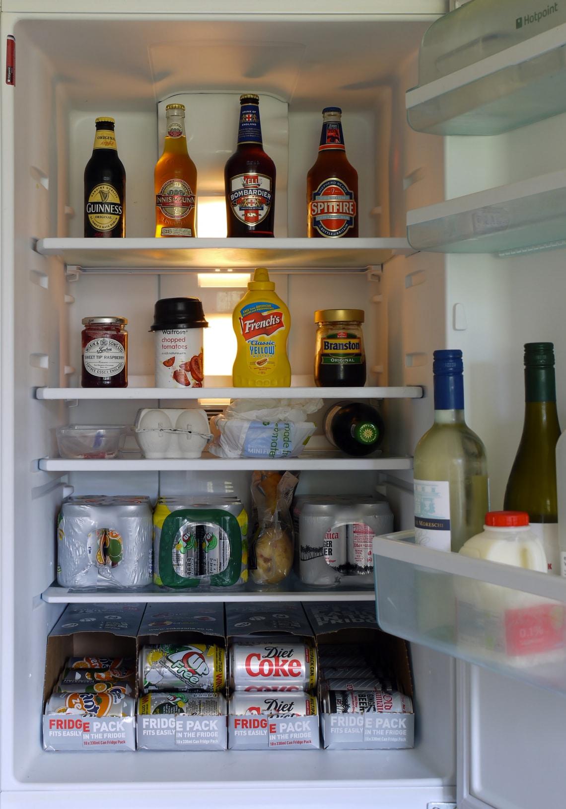 Nem megfelelően tároljuk a sört