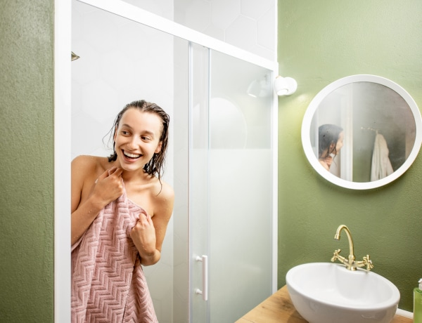 Ártalmas is lehet, ha minden nap zuhanyozol