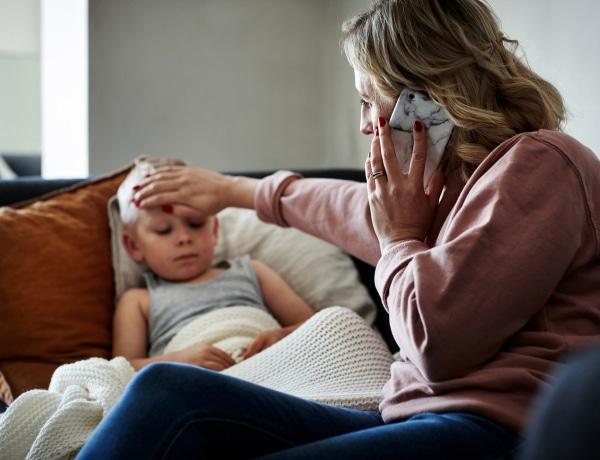 A delta variáns tünetei a gyerekeknél – Öröm is van az ürömben
