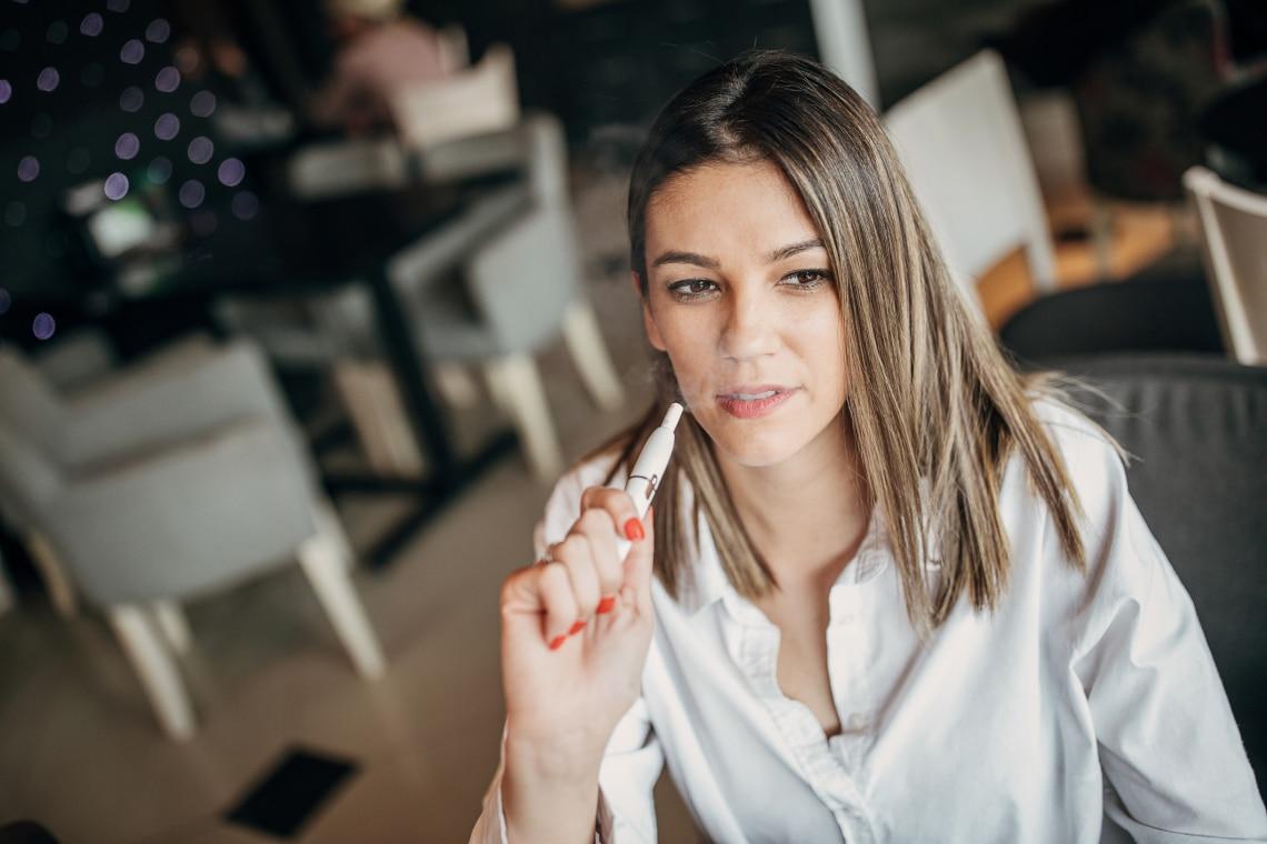 Vérrögöt okozhat a nikotintartalmú e-cigaretta is