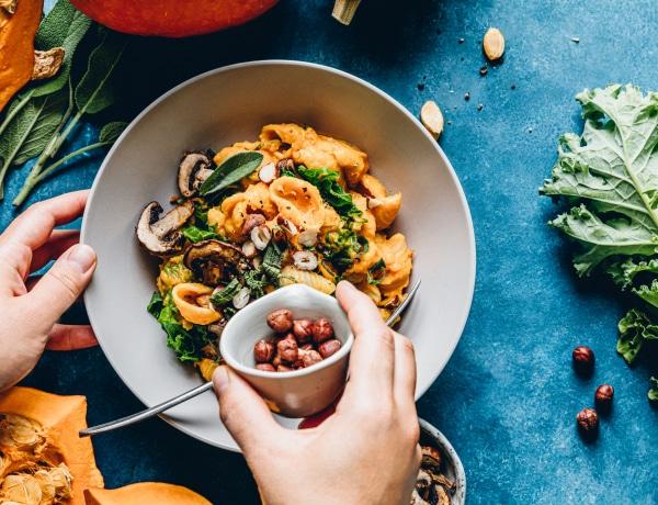 A növényi étrenddel sokkal egészségesebb leszel – a tudomány szerint
