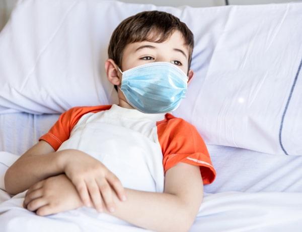 Amerikában már rekordot dönt a Delta miatt kórházba kerülő gyerekek száma