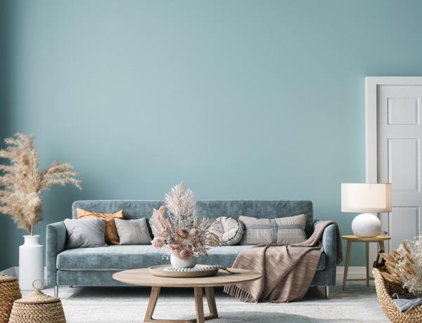 Milyen színű legyen a nappali fala? A színek és a lelkiállapotunk