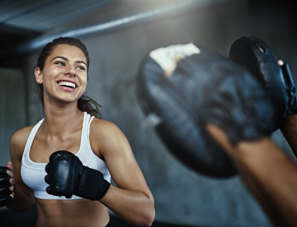 Nőként thai boxolok és imádom! Elmondom, miért olyan fantasztikus