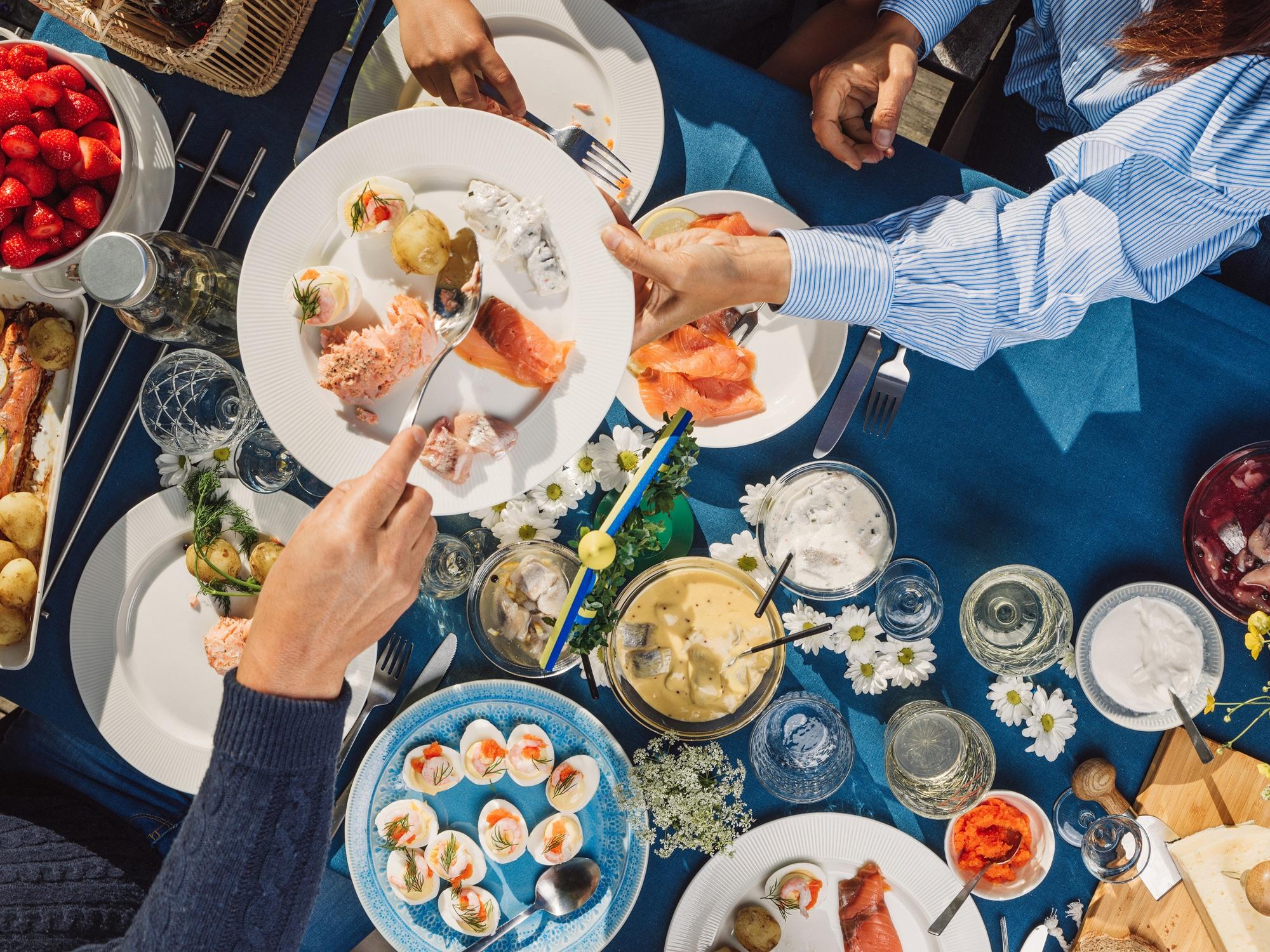 Svéd diéta: a skandinávok karcsúsító étrendje