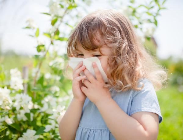Alig akad nem allergiás gyermek – Amire oda kell figyelni
