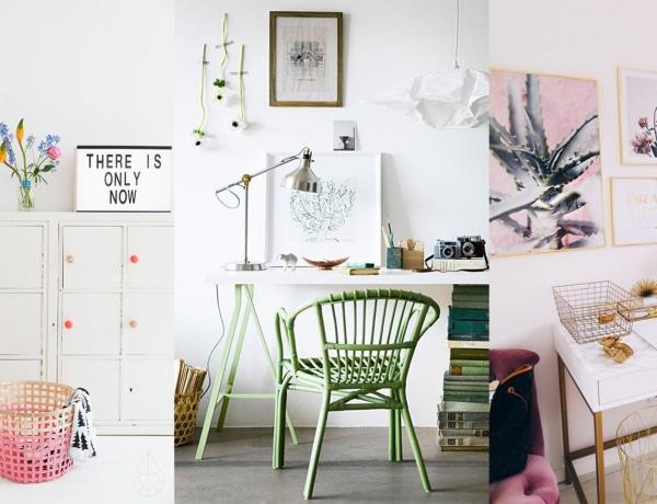10 zseniális Ikea-hack, amihez csak festékspray szükséges