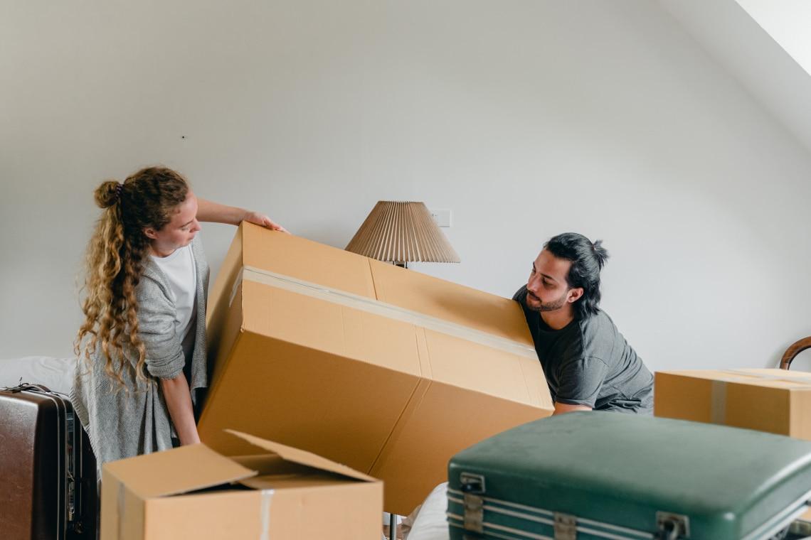 A költözést is nehéz feldolgozni – Amit ilyenkor tehetsz