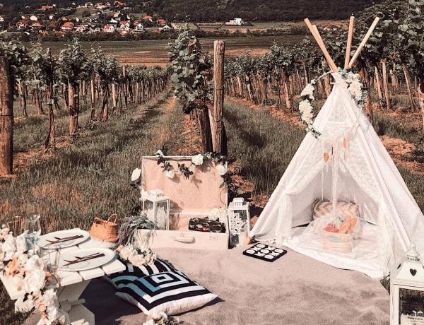 A magyar vállalkozónő lenyűgöző piknikjeibe te is azonnal beleszeretsz