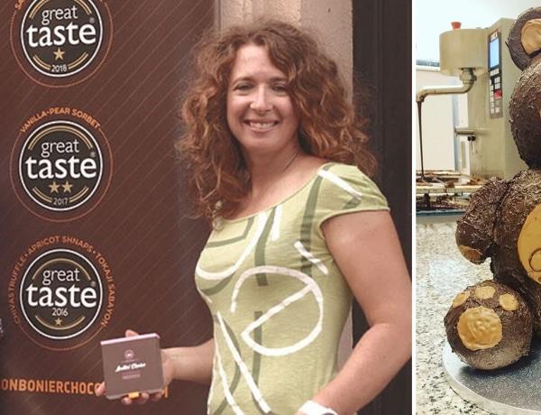 Így lett a magyar kézműves csokoládémanufaktúrából többszörös nemzetközi díjnyertes – interjú a Bonbonier alapítójával