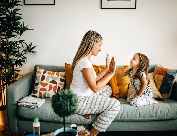 """Mennyire """"figyelünk érzelmileg"""" a gyerekre? Így lesz egészséges lelkű a gyerek"""