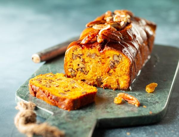 Az ősz kedvenc sütije: a sütőtökös kenyér, amibe azonnal beleharapnál