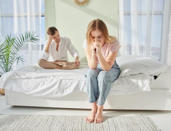 Ezek a jelei, ha egy nőnek kötődési problémái vannak