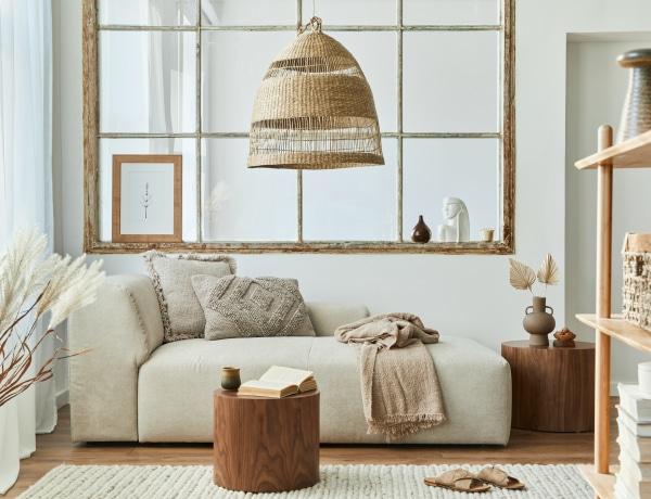 10 lakberendezői megoldás, ha nincs hely egy kanapénak