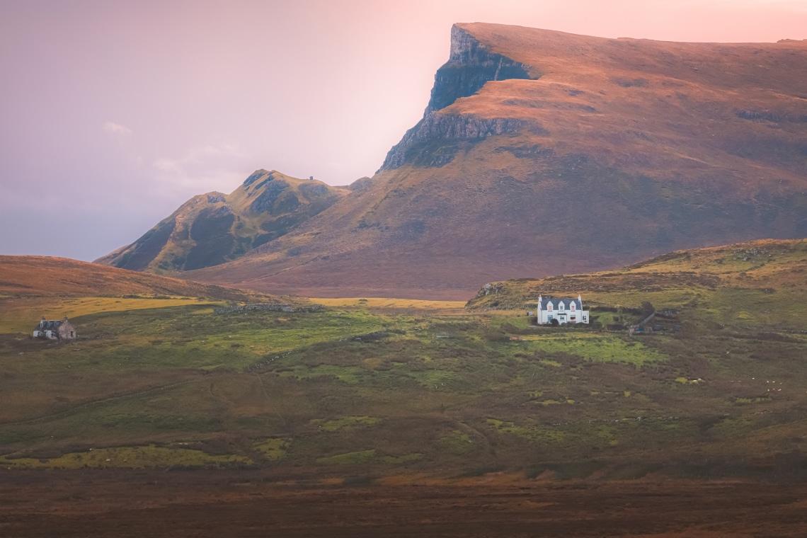 Van egy skót pék, aki a TikTok-on megmutaja, milyen a hygge életstílus skót módra