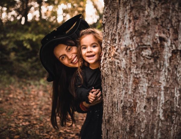 Óriási cukifaktor! 10 imádnivaló anya-lánya Halloween jelmez