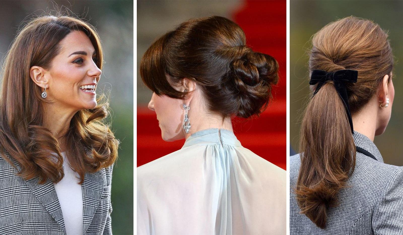 10 frizura Katalin hercegnétől, amit te is azonnal ki akarsz próbálni