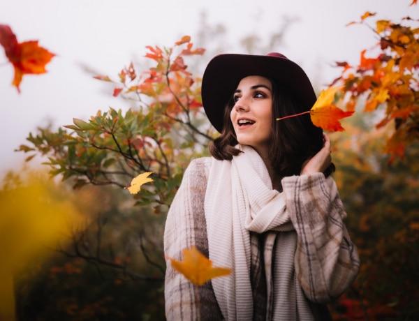 Ősszel boldogabbak vagyunk, mint nyáron! Ezért nagyobb a belső nyugalmunk