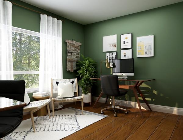 7 ötletes home office megoldás, ha kevés a helyed